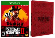 Red Dead Redemption 2 Xbox One Steelbook Edition Complete
