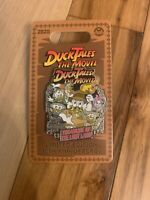 DISNEY Parks Ducktales The Movie Treasure of The Lost Lamp Pin 30th Anniversary