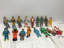 Vintage The Real Ghostbusters Action Figure Lot Of 17 Kenner Peter/argon/Ray