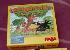 Haba 🍎 Spiel 🍋 Obstgärtchen 🍏  Kinderspiel Obstgarten Familie Brettspiel 🍇