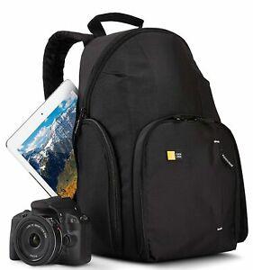 Case Logic Compact DSLR Camera Backpack TBC-411 / WBC-411 (Black) - Brand NEW!