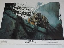 Time Bandits 1980 Vestíbulo Tarjeta Prensa Fotos Hecho a Mano Films 20.3x25.4cm