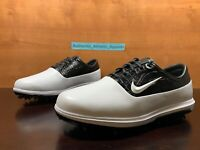 Nike Air Zoom Victory Tour Men's Size 9 Golf Shoes Cleats Black White AQ1478-121