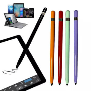 Dual Heads Ends Stylus Portable Tablet Smartphone Universal Replacement Stylus