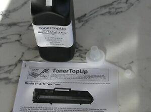 Toner Refill Konica Minolta 2060 Pagepro 20 2000 SP-A310 1710171-001 1710434-001