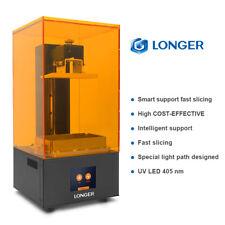 D'occasion Longer Orange 10 Résine Imprimante 3D LCD 98x55x140mm