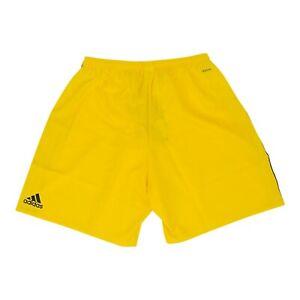 Columbus Crew SC MLS Adidas Men's Adizero Yellow Authentic Team Shorts