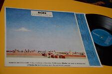 RON LP E' L'ITALIA CHE VA ORIG 1986 EX+ INNER TESTI