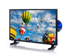 Camping TV Xoro HTC 2448 24 Zoll DVD Laufwerk USB PVR Aufnahme DVB-T2 SAT LED