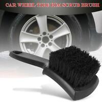 Car Wheel Tire Rim Scrub Brush Auto Detailing Brush Washing Cleaning Tool