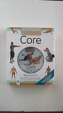 Core Anatomy of Fitness Book and Dvd Step by Step Exercise Routine Brand New