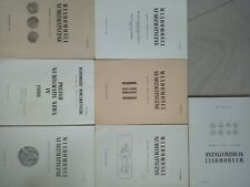 Wiadomości Numizmatyczne 1982-1986