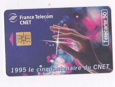 TELECARTE FRANCE 1995 - 50 UNITES ( VIDE ) - CNET - FRANCE TELECOM TBE