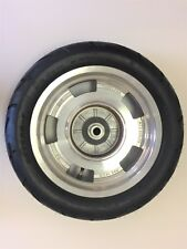 """50cc -150cc GY6 12"""" Rear Disc Brake Rim / Tire / Valve Chinese Scooter 5053"""