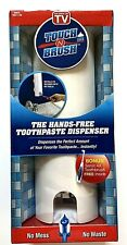Touch N Brush Hands Free Toothpaste Dispenser + Sonic 4X Toothbrush