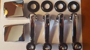 68 69 70 Road Runner Dart Coronet Charger GTX Window Cranks Inside Door Handle