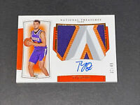 2019 National Treasures /49 Ty Jerome True RPA RC Auto Rookie Autograph