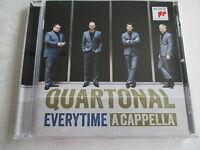 Everytime von Quartonal (2017) - CD Neuwertig