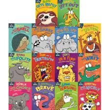 Sue Graves  Behaviour Matters Collection 14 Books Set Series 1,2,3