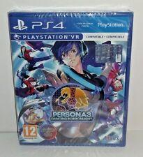Persona 3: Dancing in Moonlight PS4 NUOVO SIGILLATO