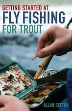 Getting Started at Fly Fishing for Trout by Sefton, Allan | Paperback Book | 978