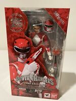 Bandai S.H. Figuarts Mighty Morphin Power Rangers Red Ranger Figure
