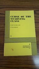 Curse of the Starving Class a Play in Three Acts Paperback – 1976 by Shepard. Sa