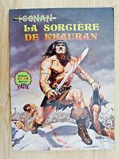 HOWARD Conan La sorcière de Khauran Artima color