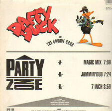 DAFFY DUCK - Party Zone - Feat. The Groove Gang - WEA
