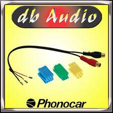 Phonocar 4/108 Ingresso Line Aux In Fiat 500 Bravo Connettore Radio Stereo MP3