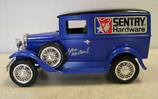 Model A Ford Panel Truck  Bank Sentry Hardware First Ed