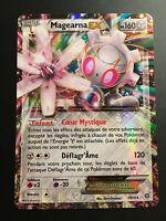 Carte Pokemon MAGEARNA EX 75/114 Ultra Rare EX XY11 Française NEUF