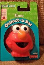 FISHER PRICE SESAME STREET COLLECT A PAL ELMO *NEW*