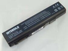BATTERIE INTENSILO 6000mAh POUR Toshiba Satellite Pro S500-139 Pro S500-140