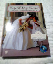 Brides  Easy Wedding Planner with software  Wedding Planning +CD.