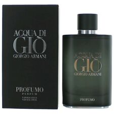 Acqua Di Gio Profumo Cologne by Giorgio Armani, 4.2oz Parfum Spray men NEW