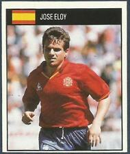 ORBIS 1990 WORLD CUP COLLECTION-#167-SPAIN-JOSE ELOY