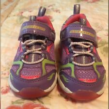 Girls Skechers Tennis Shoes Size 5
