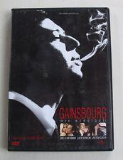 DVD GAINSBOURG (VIE HEROIQUE) - Eric ELMOSNINO/ Laetitia CASTA