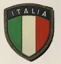 PATCH SCUDETTO  ITALIA  GOMMATA 7X6