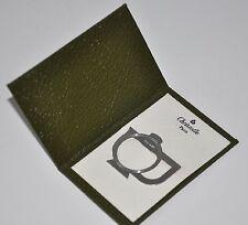 Christofle Paris Lesezeichen/bookmark Teekanne silver-plated / versilbert