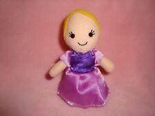 "Disney Princess Rapunzel Tangled Finger Puppet Plush 4"" T"
