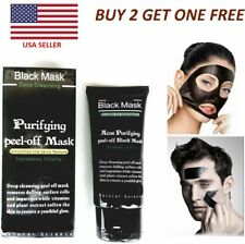 Purifying Black Peel-off Mask Facial Cleansing Blackhead Remover Charcoal Mask B