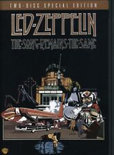 Led Zeppelin - The Song Remains the Same [New DVD] Deluxe Edition, Rmst, Subtitl