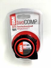 BMI 3m 10ft TWOCOMP POCKET MEASURING TAPE 472 351 021