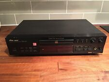 Pioneer PDR-609 CD Recorder Hi-Fi Stereo Separate NO REMOTE