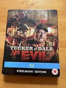 Tucker And Dale Vs Evil Blu Ray Steelbook