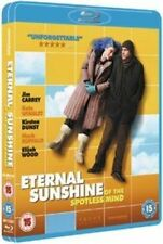Eternal Sunshine of The Spotless Mind 5060116726770 With Elijah Wood Blu-ray