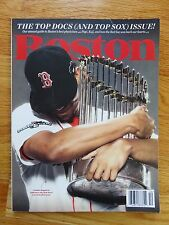 BOSTON Magazine December 2013 XANDER BOGAERTS Embraces the RED SOX Worst-to-Last