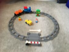 Duplo Lego Train With Track 10810
